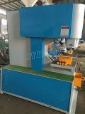 Scherpe Machine van het Kanaal van de Hoek van de Arbeider van het Ijzer van de Ijzerbewerker van de enig-cilinder de Hydraulische