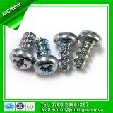 Tornillo de acero principal de la tarjeta de partícula M6*10 de Stainelss de la cacerola