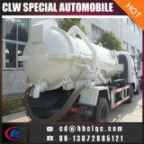 De Tankwagen van de Riolering van de Vrachtwagen van de Zuiging van de Tanker van de Riolering van Aumark 5000L 4ton