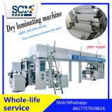 Papel de alta velocidad para la máquina de laminado en seco de papel