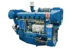 De Mariene Dieselmotor Wp4 van de Reeks van Weichai (WP4C82-15) voor Schip (60-103kW)