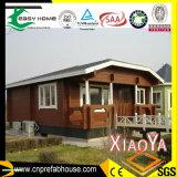 Casa de campo de aço clara (casa de madeira, casa pré-fabricada)