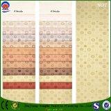 ホーム織物の防水炎-抑制剤によって編まれるジャカードポリエステルカーテンファブリック