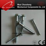 Hex Kopf-selbstschneidende hölzerne Schraube DIN571