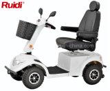 頑丈な4つの車輪の電気スクーターのセリウムの移動性のスクーター