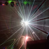6W DMX DJ Stage Disco Laser couleur RVB