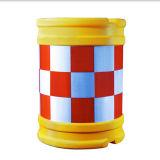 Reflektierende Plastikverkehrssicherheit-Wasser-Sperren-bunte Verkehrssicherheit