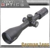 Tac het VectorGlas die Van uitstekende kwaliteit van het Toonbeeld 3-15X50 van de Optica Duitse Werkingsgebied Riflescope jagen