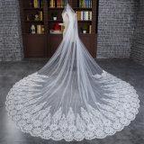 優雅なレースの花嫁のアクセサリTs5506と結婚する大きいテュルのベール