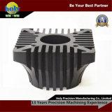 脱熱器アルミニウムCNC製粉の機械化の電気CNCの予備品