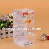 赤ん坊の製品のパッケージ(PPの送り装置ボックス)のための環境に優しいPPの物質的なプラスチック送り装置ボックス