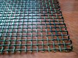 Mangan-Stahl-vibrierender Bildschirm-Ineinander greifen