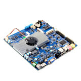 Scheda madre industriale incastonata scheda 8GB del PWB con 24bits Lvds