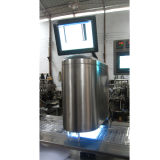 Empaquetadora de la tablilla de la placa plana de Dpb-260d de la ampolla automática de la cápsula