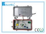 AGCおよび出力レベル100dBmが付いている対面出力光レシーバ