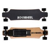 Batería eléctrica eléctrica de cuatro ruedas de la vespa de Hoverboard Stakeboard de la nueva versión movible