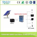 inversor 1500W solar híbrido fora da grade com o controlador solar interno da carga