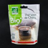 Wholesable si leva in piedi in su il sacchetto della chiusura lampo con caffè/Chococate/polvere/tè