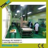 Tunnel Dates alimentaire de Légumes de micro-ondes herbes Machine Steriliztion sécheur