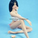 最上質の132cm実質のシリコーンの性の人形