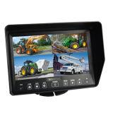 700tvl imprägniern Zoll-Vierradantriebwagen-aufgeteilter Bildschirm-Monitor des IR-Auto-Cameras/7
