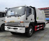 JAC 5 T - 8 tonnellate dei rifiuti del vagone 4X2 del costipatore di camion di immondizia