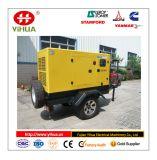 Portalbe Trailer Diesel Power Generator Set 10kw-350kw
