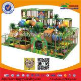 Boa qualidade de crianças playground coberto equipamentos-6401