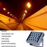 / Luz de inundación del proyector de G / B IP65 impermeable 24W LED W / Ww / R