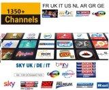 O árabe de Besthd IPTV ostenta Italy Alemanha BRITÂNICA 1350+ Europa IPTV IPTV árabe IPTV