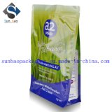 Joint rétractable 8-Side Seal Aluminium Foil Milk Powder Packing Bag
