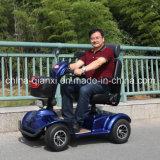 Ce утвержденные электрический скутер с четырьмя колесами (ST091)