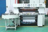 Caja registradora de papel cortadora rebobinadora