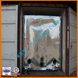 オイルを基づかせるために減圧蒸留によって装置をリサイクルする不用なオイル