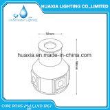 Alumbrado ahuecado subterráneo de la luz LED de AC100-240V 6000-6500k Purewhite IP67