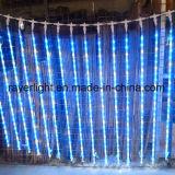 Indicatore luminoso dell'interno della tenda del ghiacciolo della decorazione LED di natale