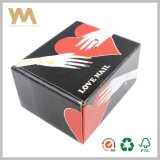 装飾的なマニキュアのための段ボール紙ボックス