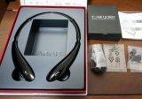 Casque sans fil de vente chaude noir Casque écouteur Bluetooth Hbs800