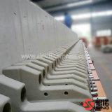 Filtre-presse de membrane de haute performance avec le système ouvert rapide