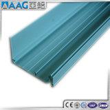 Profil en aluminium/en aluminium de bâti d'extrusion pour la photo/téléconférence/panneau solaire