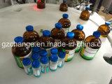 [مونوبلوك] قنينة زجاجة مسحوق سائل يملأ يسدّ يغطّي آلة