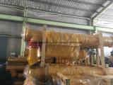 Dia. het u-Type Sicoma van 168mm de Transportband van de Schroef voor de Silo van het Cement