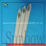 1.2kv Mangueira de isolamento de fibra de vidro preto com mangas de fibra de vidro