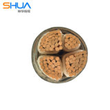 Protetor de PVC e cabo de alimentação isolado XLPE