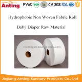Tecido não tecido impermeável Leakguard SMMS do bebê da tela Hydrophobic