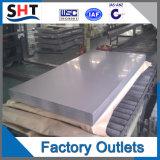 Feuille laminée à froid de l'acier inoxydable 316L de Lightful AISI ASTM 316