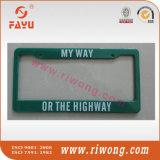 Blocco per grafici di plastica della targa di immatricolazione dell'automobile della Cina