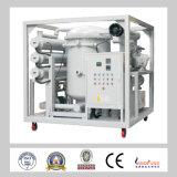 변전소 기업 이단식 고능률 변압기 기름 진공 기름 정화기 기계에 있는 Zja