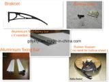 De Gemakkelijke het Assembleren Plastic Afbaardende Componenten van uitstekende kwaliteit van het Venster DIY (yy1000-n)