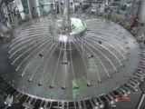 Chaîne de production remplissante de boisson carbonatée lavage, remplissage, recouvrant 3 in-1 Monobloc/fabrication machine d'eau potable/matériel/machine de traitement des eaux